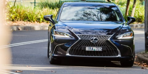 2020 Lexus ES300h Sports Luxury long-term review: One month in