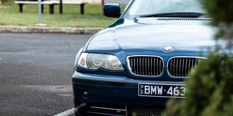 2003 BMW 330i review