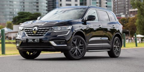 2021 Renault Koleos Black Edition (MY20) review