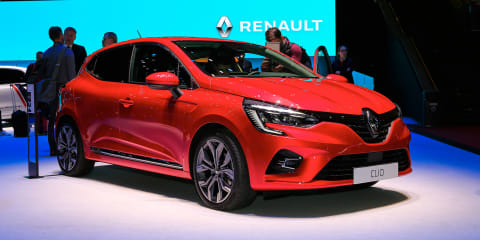 2020 Renault Clio revealed, Australian debut confirmed