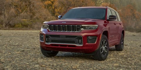 2022 Jeep Grand Cherokee will undergo Australian testing and tuning
