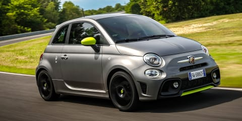2020 Abarth 595 Pista unveiled, coming to Australia