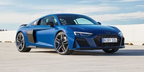 2020 Audi R8 price and specs