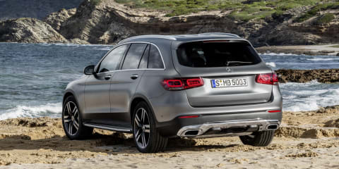 2019 Mercedes-Benz GLC revealed, here Q3 2019