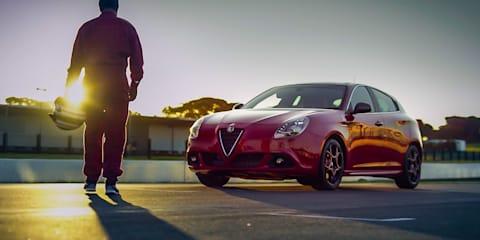 Alfa Romeo Giulietta QV stars in world-first opera performance
