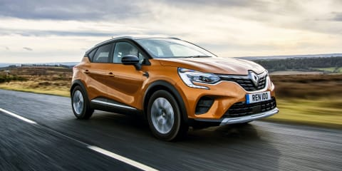2021 Renault new cars