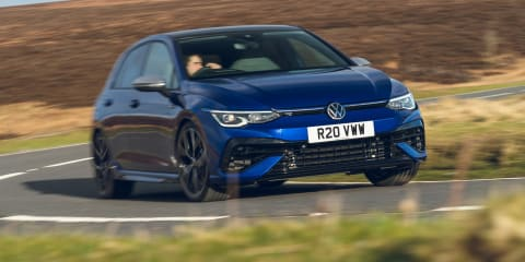 2022 Volkswagen Golf R and Tiguan R due in Australia in February, T-Roc R here later in 2022