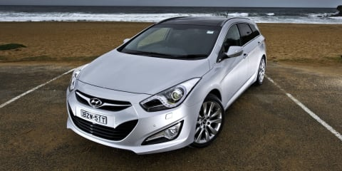 Hyundai i40 Premium adds extra safety features