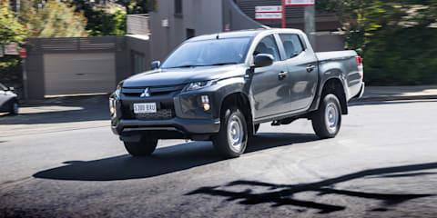 2019 Mitsubishi Triton GLX review