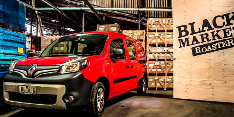 Renault Kangoo Crew Review: Black Market Roasters week with