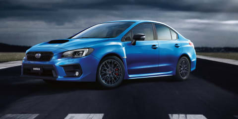 2021 Subaru WRX Club Spec limited edition due in Australian showrooms
