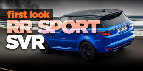 2018 Range Rover Sport SVR review: First look!