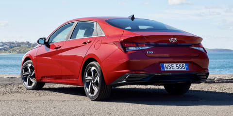 2021 Hyundai i30 Sedan price and specs: Elantra replacement arrives