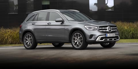2020 Mercedes-Benz GLC 300e PHEV review: Quick drive