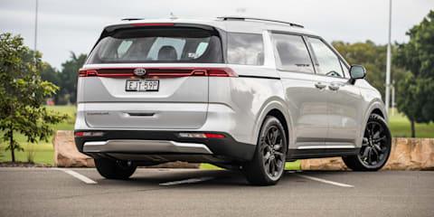 2021 Kia Carnival Platinum petrol review