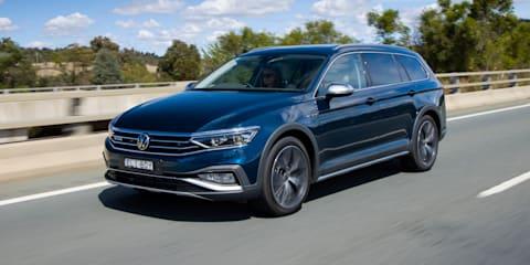 2021 Volkswagen Passat Alltrack Premium review