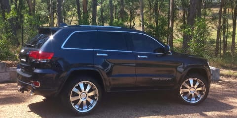 2013 Jeep Grand Cherokee Overland (4x4) review