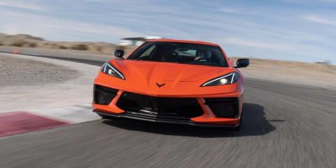 Right-hand-drive Corvette in doubt for Australia as GM stops development