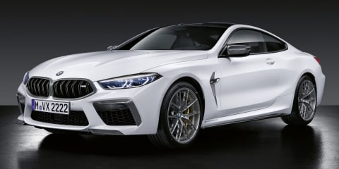 2019 BMW M8 gets M Performance treatment