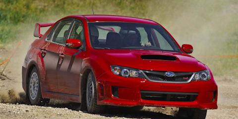 Video: 2011 Subaru Impreza WRX STI sedan driven