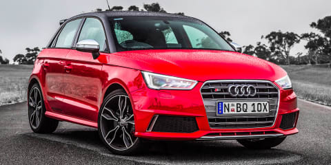 Audi S1 Review : Track Test