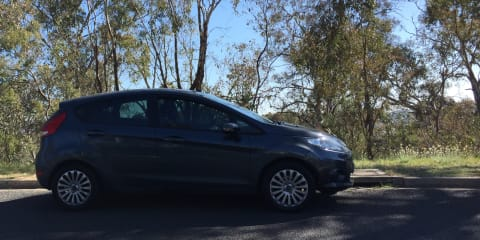 2011 Ford Fiesta LX review