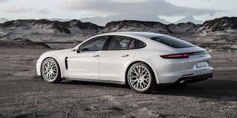 2017 Porsche Panamera 4 E-Hybrid review