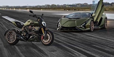 Ducati Diavel 1260 Lamborghini: Italian icons partner to build limited-edition superbike