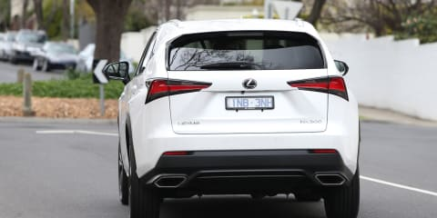 2019 Lexus NX300 Crafted review