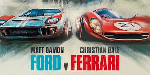 Ford v Ferrari wins two Academy Awards