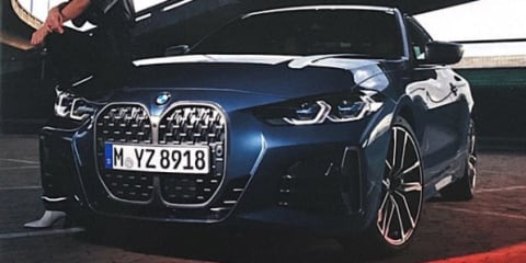 2021 BMW 4 Series Coupe revealed through leaked images
