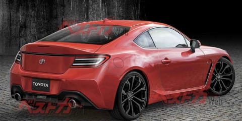 Second generation Toyota 86/Subaru BRZ prototype spy photos – UPDATE