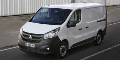 Mitsubishi Express details released ahead of July showroom arrival