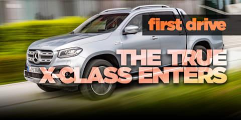 Mercedes-Benz X-Class V6 review: The one true X-Class?