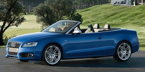 Audi S5 Cabriolet in Australia