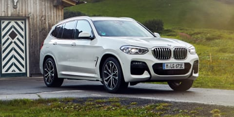 BMW X3 xDrive30e: Coming to Australia Q2 2020