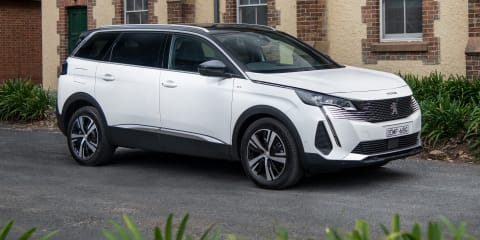 2021 Peugeot 5008 price and specs: New look, more tech for updated seven-seat SUV