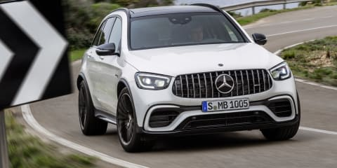 2020 Mercedes-AMG GLC63 S revealed: Australian launch due in October