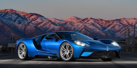 Ford GTs are selling for eye-watering amounts