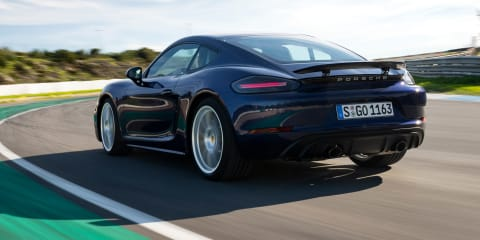 2020 Porsche 718 Cayman, Boxster prices drop
