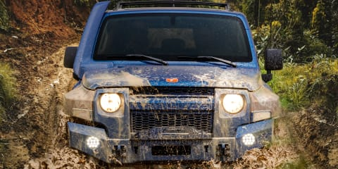Access Denied: The go-anywhere 4x4s perfect for exploring a wide brown land