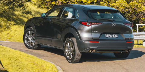 Small SUV review: 2020 Kia Seltos GT-Line v Mazda CX-30 Astina comparison
