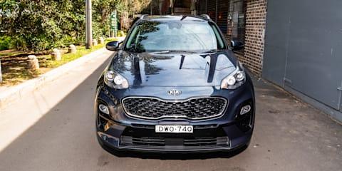 2019 Kia Sportage Si diesel review
