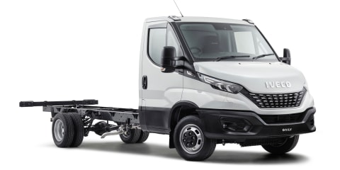 2021 Iveco Daily price and specs: Updated truck and van released