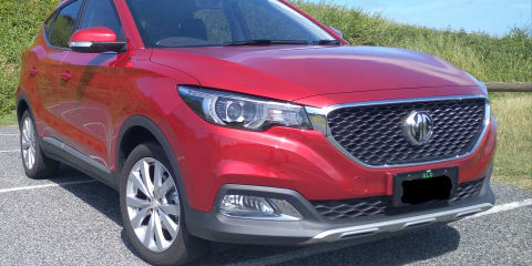 2020 MG ZS Excite回顾