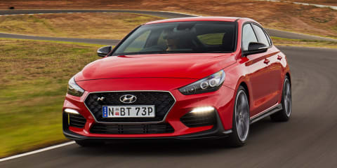 2019 Hyundai i30 Fastback N pricing and specs