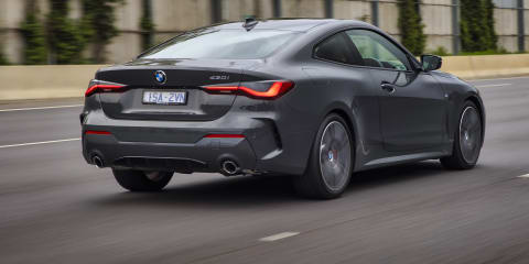 2021 BMW 4 Series review: Australian first drive
