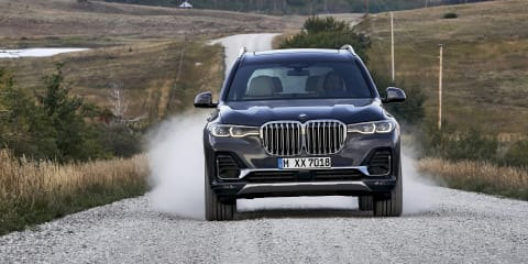 BMW X5, X6 and X7 tow rating upped to 3.5 tonnes