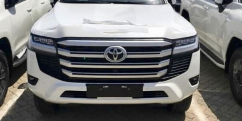 2022 Toyota LandCruiser 300 Series to be unveiled this month