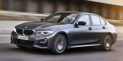 2021 BMW 320e, 520e plug-in hybrids revealed for Europe, Australian launch unconfirmed